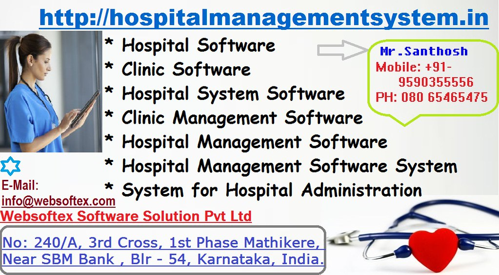 Hospital Software, Clinic Software, Hospital System Softwa… | Flickr