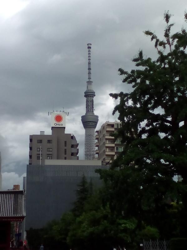 Tokyo, Skytree