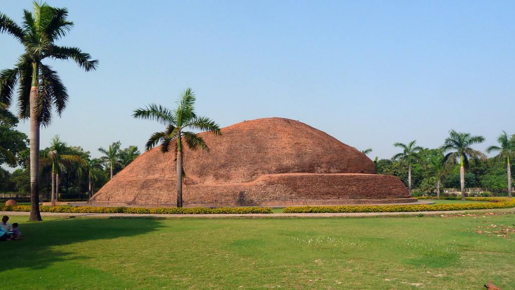Kết quả hình ảnh cho Mahaparinirvana Stupa