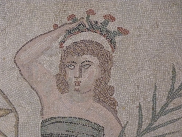Bikini Mädels in Villa Romana del Casale (4)