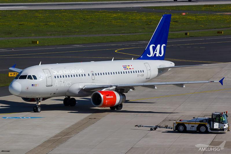 SAS - A319 - OY-KBR (1)