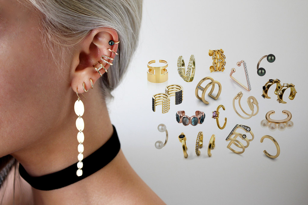 Ear Cuffs | Gem Gossip