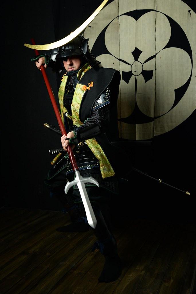 Samurai Armor PS_11