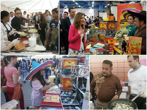 International Food Festival en Bulgaria con la participación de México