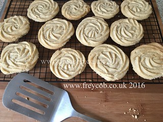 Coffee Viennese Whirls | by Freycob.co.uk