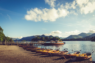 Derwent Water, Keswick | by Filip Lundby