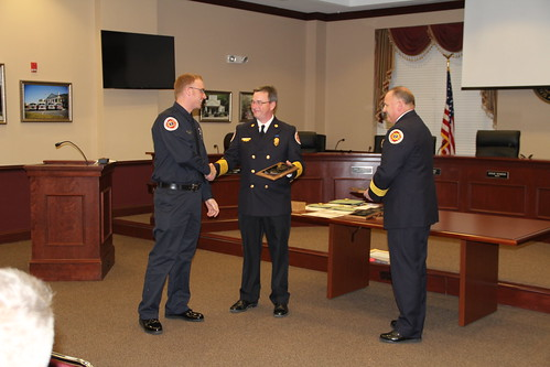 Harrisburg Fire Department Awards & Recognitions Ceremony 2015 | by Harrisburg NC