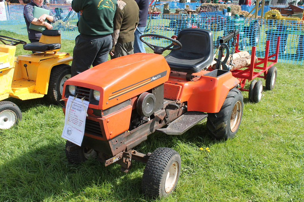 Ariens 1974 GT14 Garden Tractor Norfolk Bob Lovelock Flickr