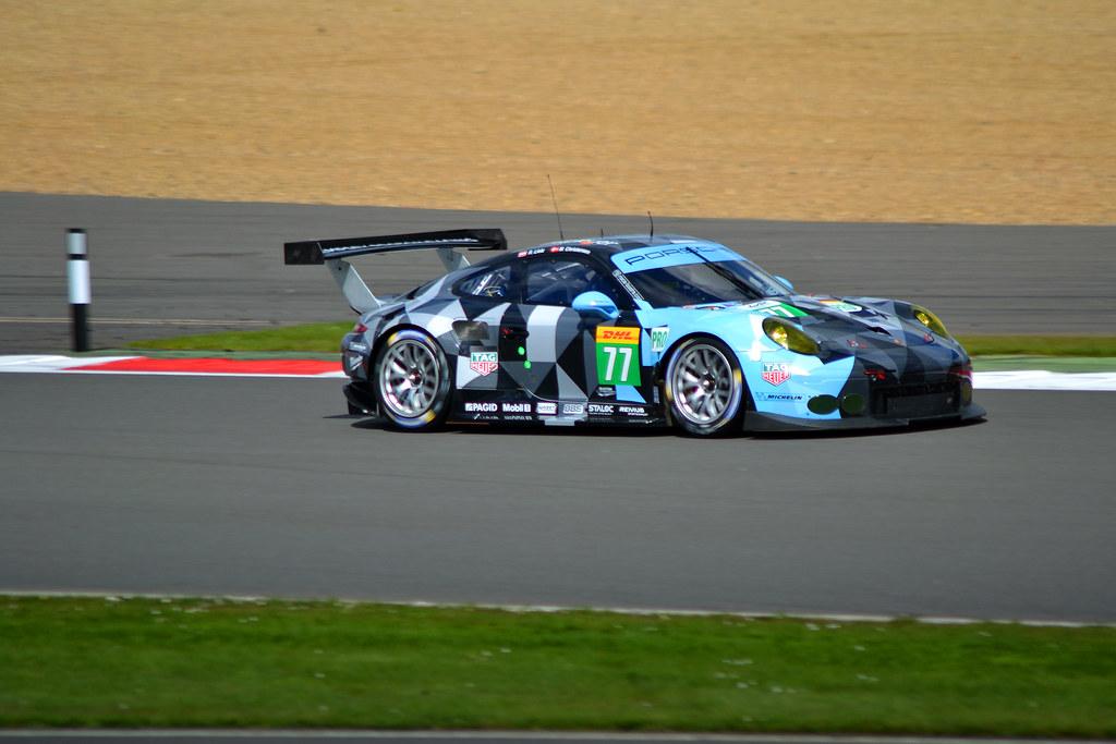 ... Dempsey Proton Racing Porsche 911 RSR (2016) No.77 | by phantomwk