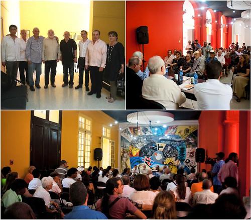 Encuentro poético México-Cuba con la poesía de Silvio Rodríguez