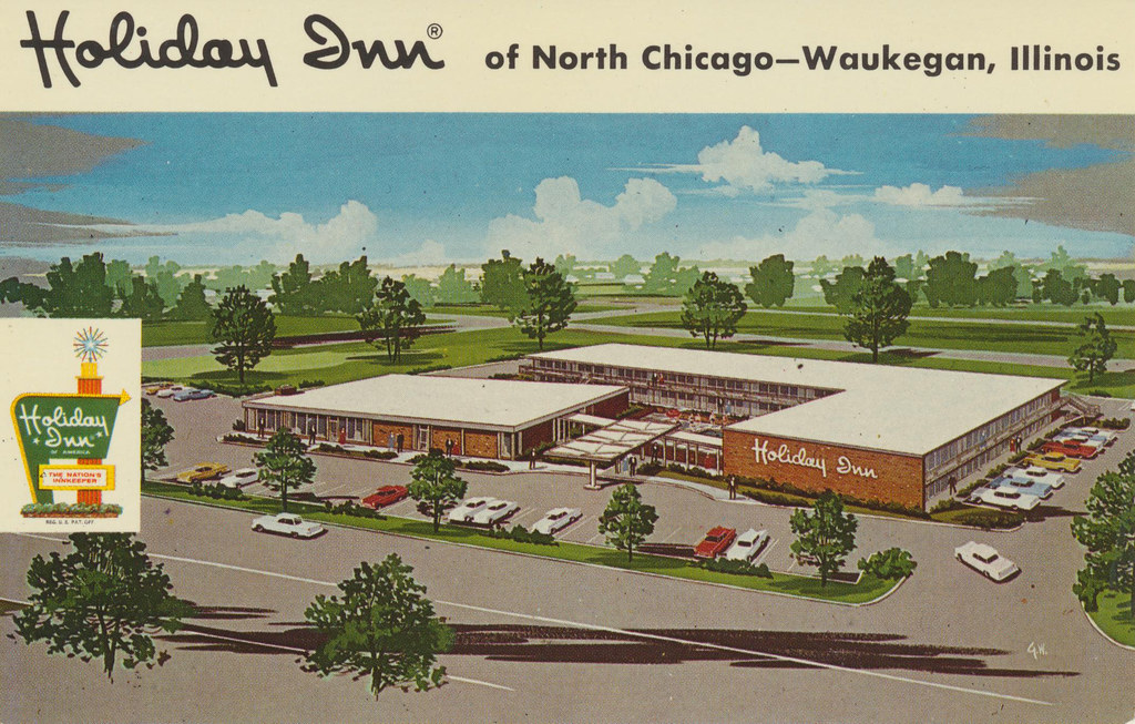 Holiday Inn North Chicago - Waukegan, Illinois