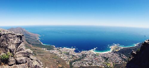 Down the Cape Peninsula