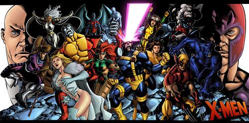 X-Men - Comics - 2