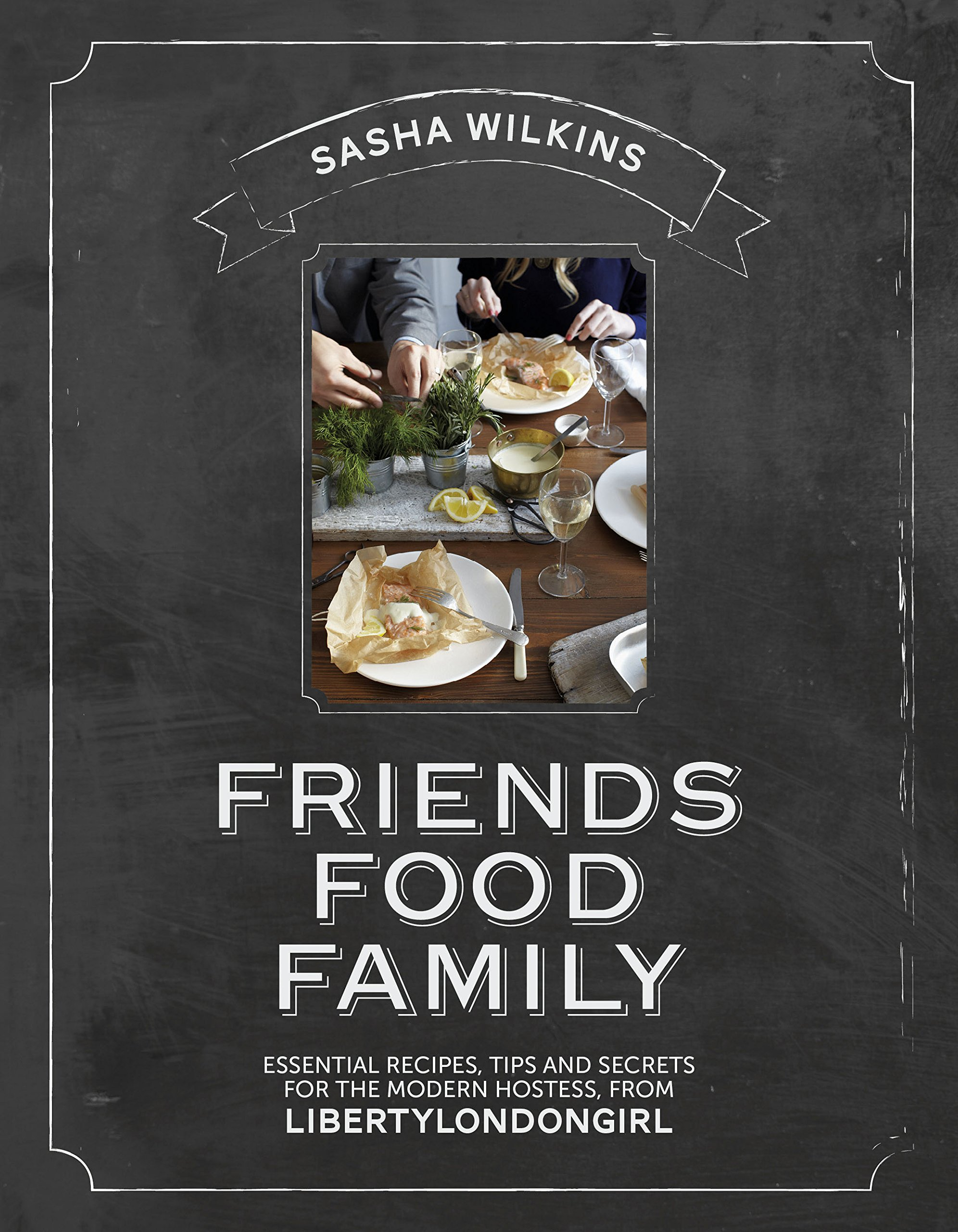 friends food family US cover