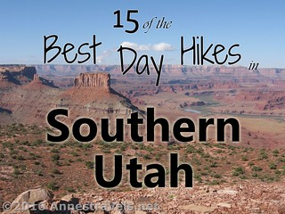 Best Day Hikes in Southern Utah | by Anne's Travels3