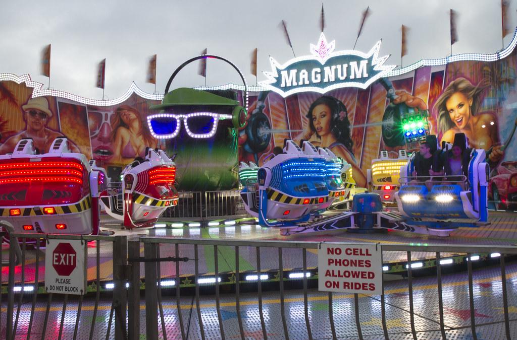 Magnum Ride | I LOVE his big head!!! | WhizzoChocs | Flickr