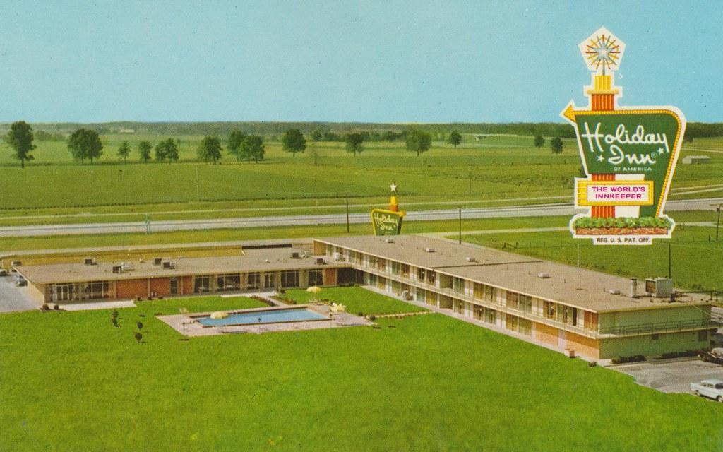 Holiday Inn - Effingham, Illinois