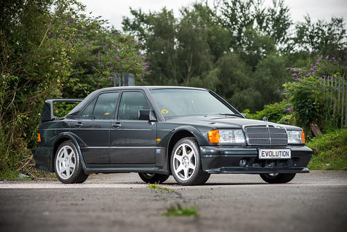 1990 Mercedes-Benz 190E 2.5-16 Evolution II - 01 | by Az online magazin