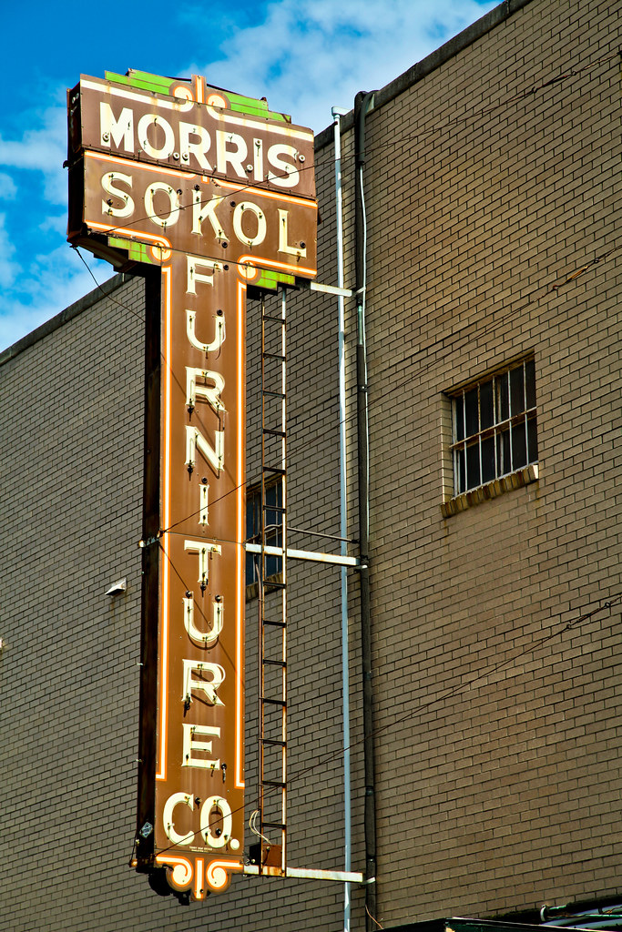 Morris Sokol Furniture | By TooMuchFire Morris Sokol Furniture | By  TooMuchFire