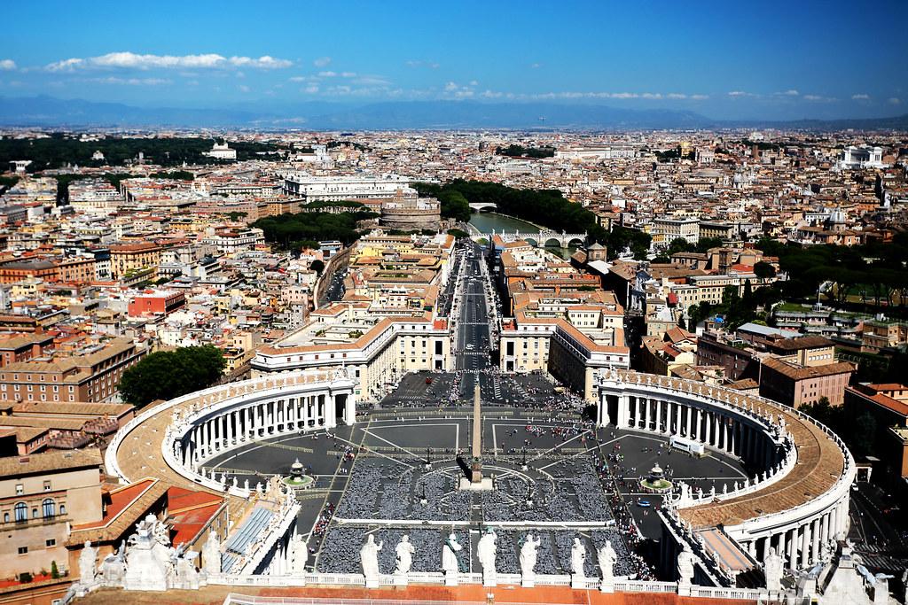 都遇到很nice義大利人的法義之旅