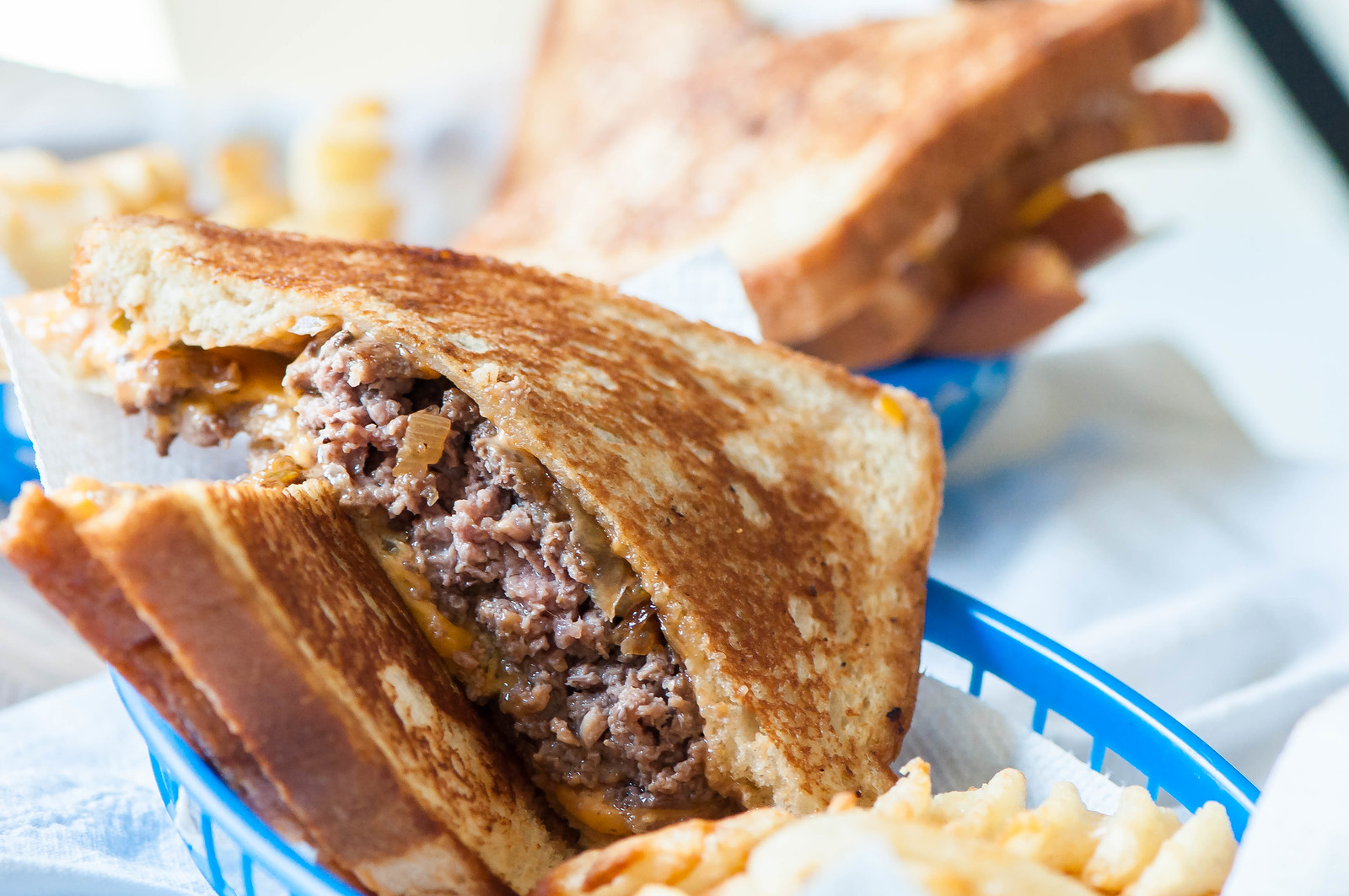 Classic Patty Melt 1