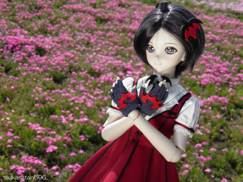 菊地真 Makoto Kikuchi From Idolm Ster At Hitsujiyama Park Chi