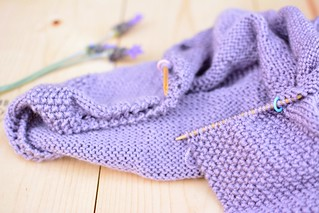 WIP: Nae Shawl | by Martha|WeekendDoings