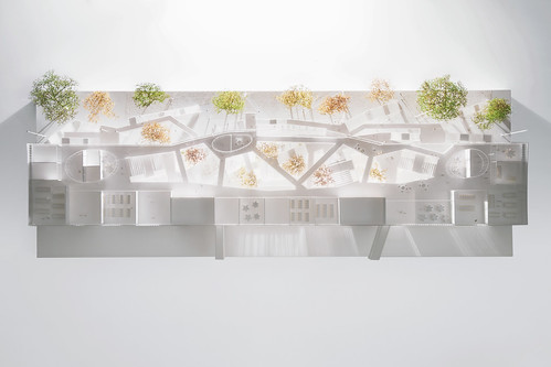 Sou Fujimoto Architects - new Learning Centre of the Ecole Polytechnique - model 17 | by 準建築人手札網站 Forgemind ArchiMedia
