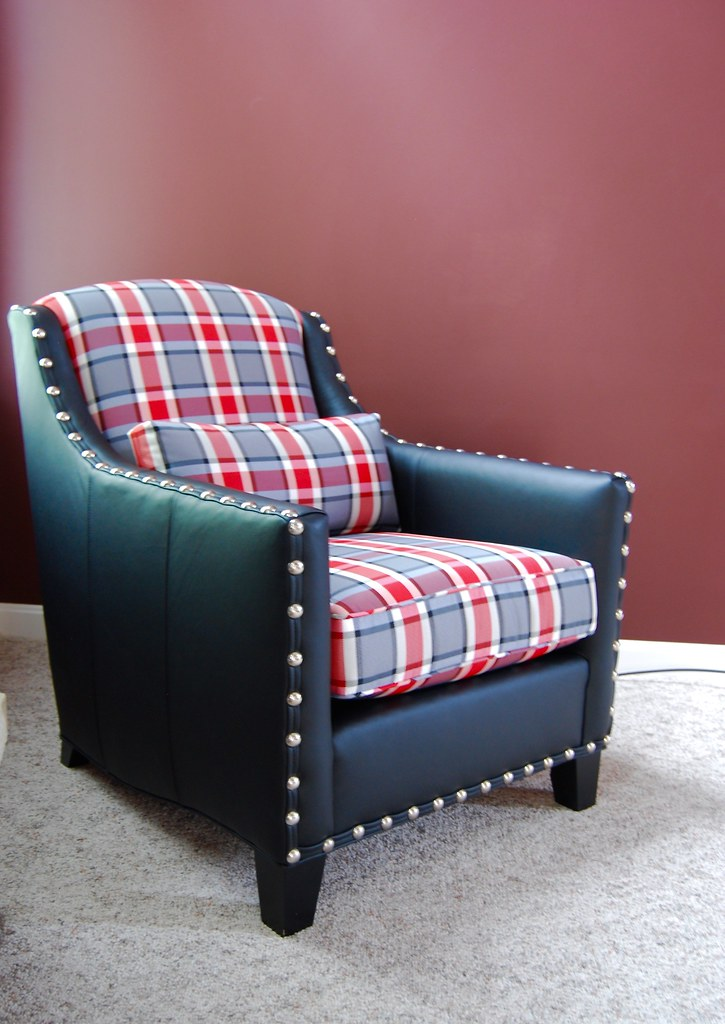 ... OSU Buckeye Tartan Furniture | By Brianu0027s Furniture