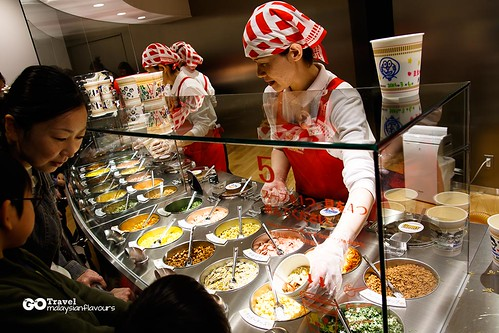 Instant Ramen Museum @ Ikeda, Osaka Japan: DIY Cup Noodles!