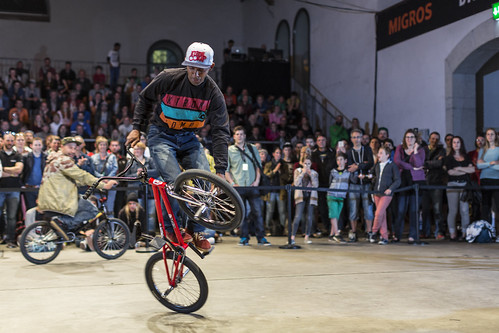 Bike Days 2016 – BMX Flatland – Battle of Nations | by Bike Days Schweiz