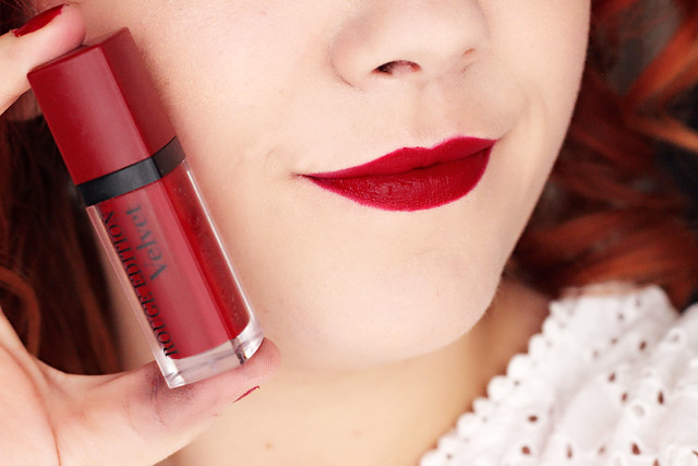 Rouge edition velvet Bourjois - Grand cru