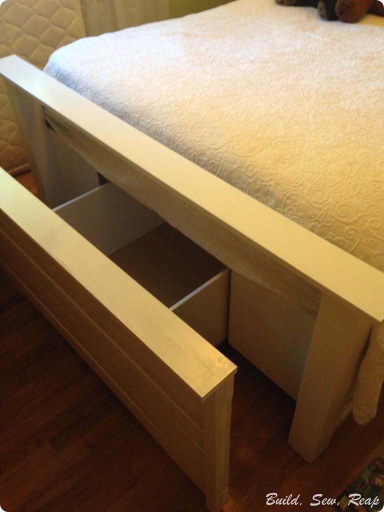 Storage Bed - 2