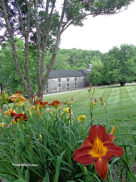 Woodford Reserve Distillery - Housepitality Designs