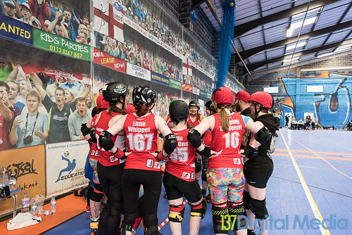 LRD Rebel Roses Vs LRG Brawls Saints | by 137-digital