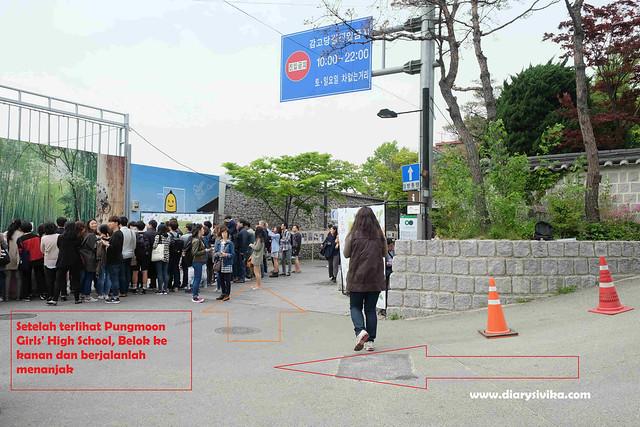 how to get mukhsidonna korea 1
