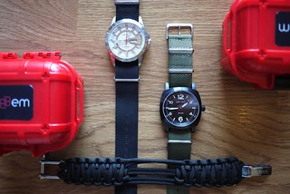 weBBem Watch Giveaway | by Brian's Backpacking Blog