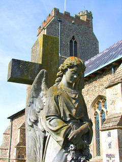 Dennington angel | by Simon_K