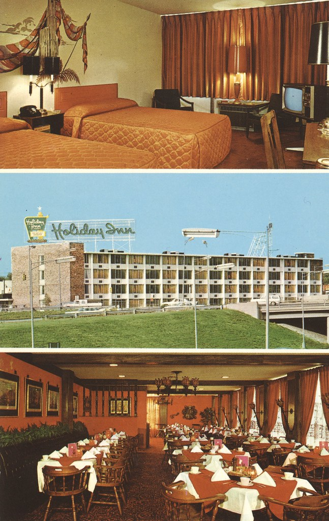 Holiday Inn East - Detroit, Michigan