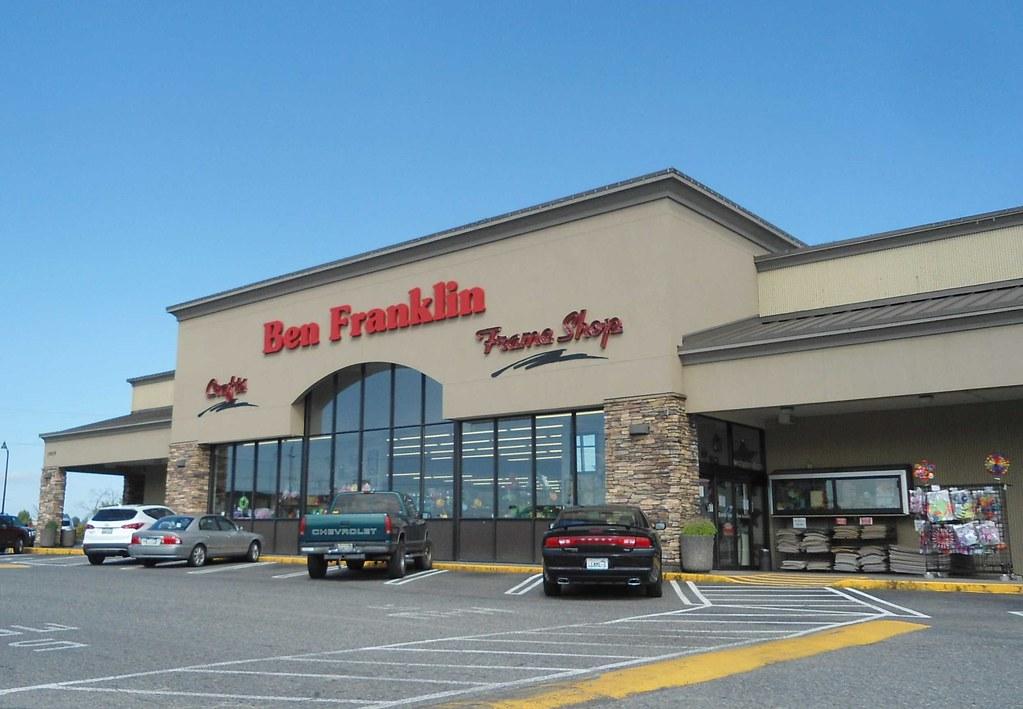 ... Ben Franklin Discount store in Monroe, WA | by PatricksMercy
