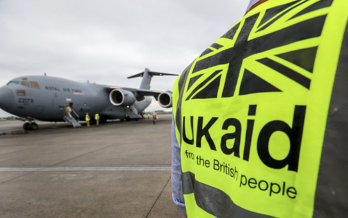 More UK aid supplies land in earthquake-hit Nepal | by DFID - UK Department for International Development