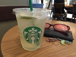 Starbucks Refreshers Cool Lime | by makipapa