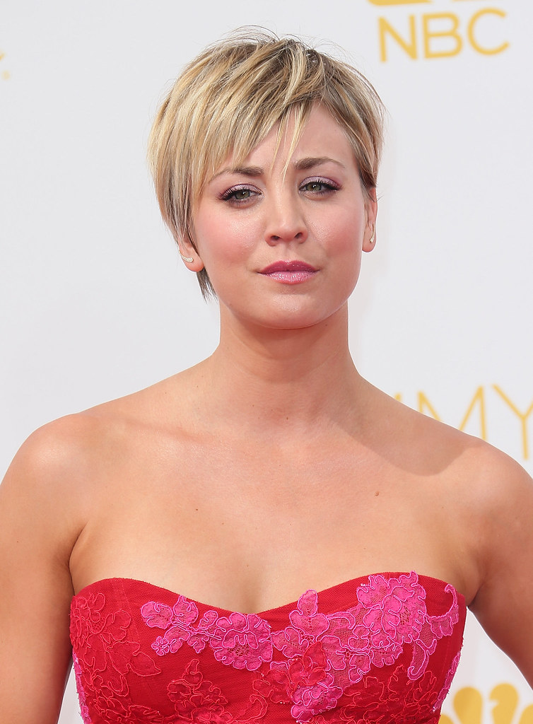 Kaley Cuoco Haircuts Kaley Cuoco Haircuts And Hairstyles Flickr