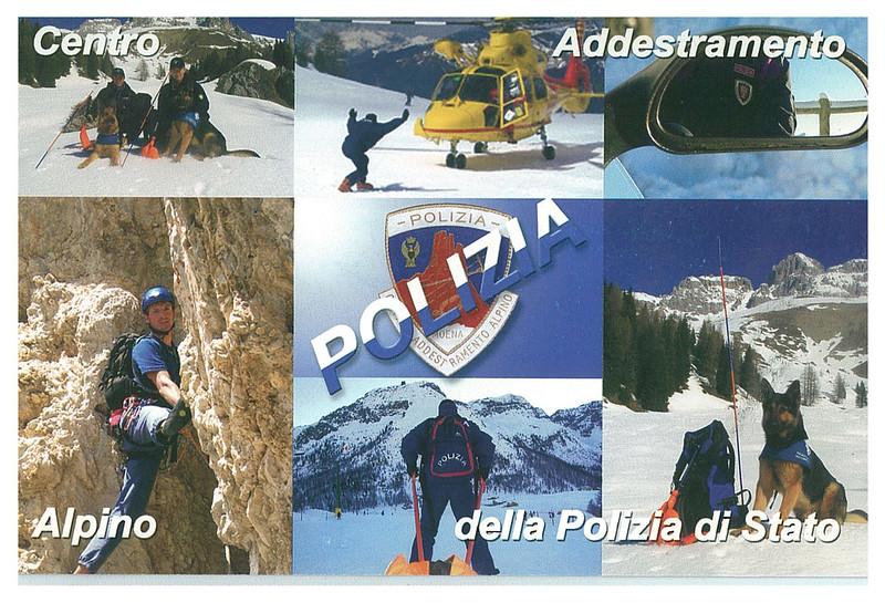 gabriele - italian police - alpine centre