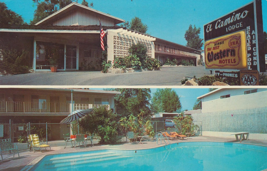 El Camino Lodge - Ojai, California