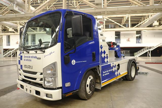 Vehicles nous per a Serveis a la Mobilitat
