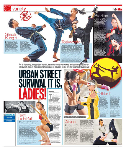 Hindustan Times (Delhi)(2015-03-13) | by INDIAN SHAOLIN