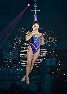 Shrine Circus Act St Paul Mn I Photographed The