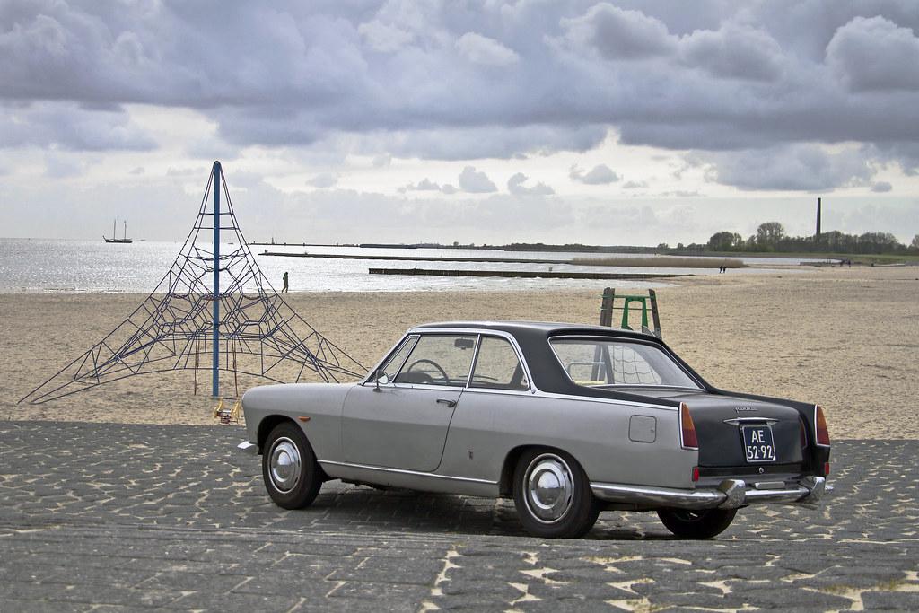 Lancia Flaminia Coupé 3B 2.8 1963 (7424) | Manufacturer: Car… | Flickr