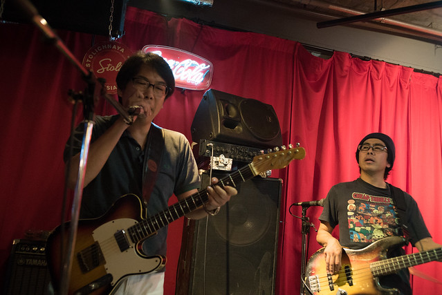 T.G.I.F. Blues Session at Terraplane, Tokyo, 10 Jun 2016 -00047